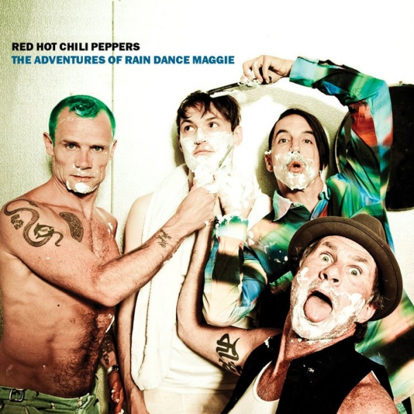 Red Hot Chili Peppers, The Adventures Of Rain Dance Maggie