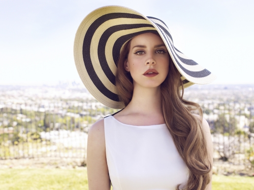 lana del rey, video game