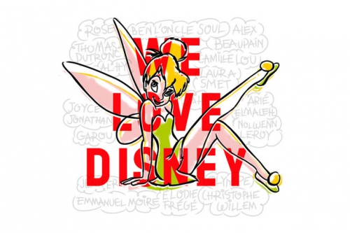We love Disney, Disney